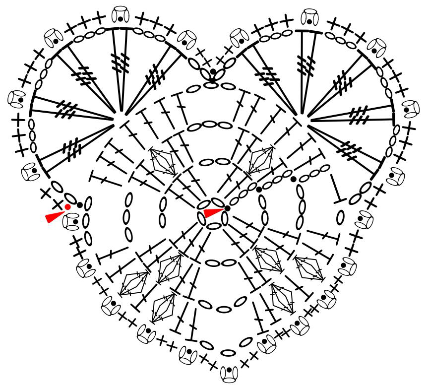 crochet-chart-for-heart