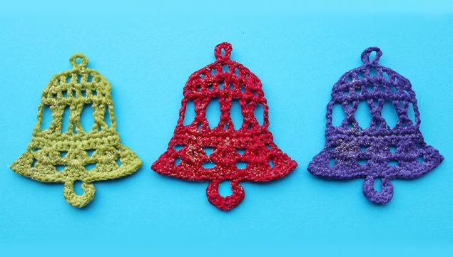 3crochet-bells